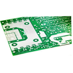 Green Soldermask White Legend 8 Layer 1.6mm 1OZ HDI PCB